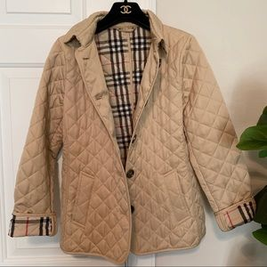 c90ee6142d41 ⚡️SALE⚡️BURBERRY Vintage Quilted Puffer Jacket